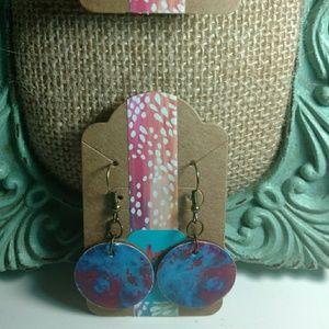Jewelry - Space/Galaxy Earrings